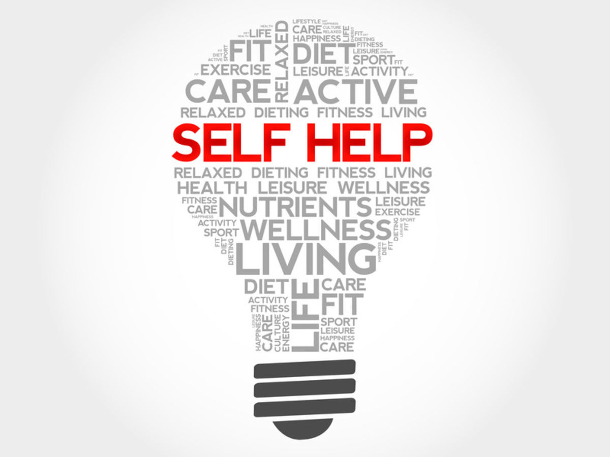 Top 3 Items That Are Fundamental For Self-Help